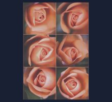 Pale roses Kids Tee