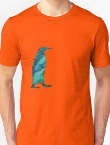 Painted Penguin Unisex T-Shirt