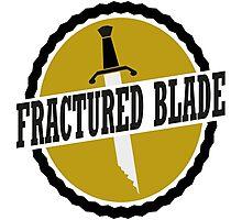 Fractured Blade - Indie Dev Photographic Print