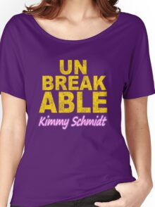 UNBREAKABLE! Women's Relaxed Fit T-Shirt