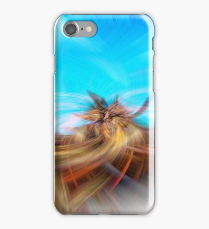 Abstract Sky Landscape iPhone Case/Skin