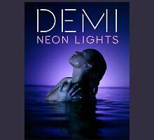 demi lovato neon light blue Unisex T-Shirt