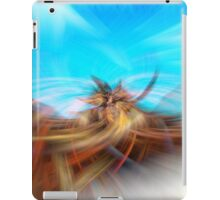 Abstract Sky Landscape iPad Case/Skin