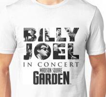 billy joel in madison square garden 2016 Unisex T-Shirt