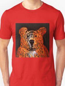 Honey Bear Large Unisex T-Shirt