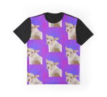 Alice  -  Chihuahua Mix   Graphic T-Shirt