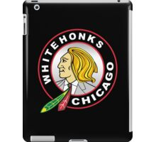 Chicago Whitehonks iPad Case/Skin