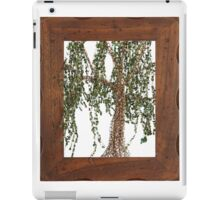 Full Summer Willow iPad Case/Skin