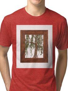 Full Summer Willow Tri-blend T-Shirt