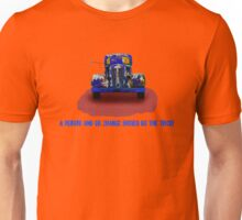 Old rusty truck, grease and oil change should do the trick, Humor Unisex T-Shirt