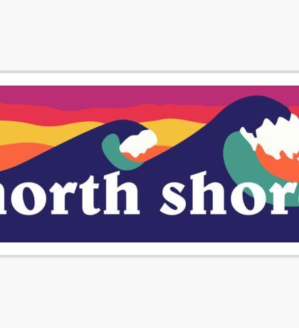 North Shore Sticker