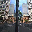 Bridge Street Reflections, Sydney, Australia 2013 by muz2142