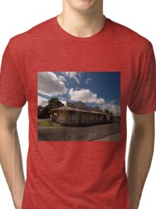 Old Shop, Lue, New South Wales,Australia 2009 Tri-blend T-Shirt