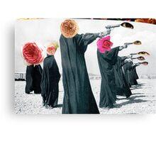 Guns of Rosehead Canvas Print