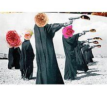 Guns of Rosehead Photographic Print
