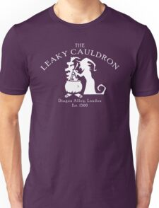 The Leaky Cauldron Unisex T-Shirt