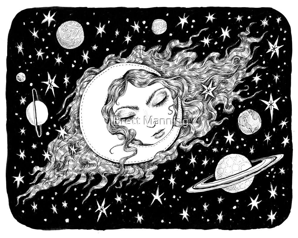 Midnight Muse #2 by Brett Manning