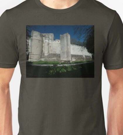 Medieval City, Loches, France, Europe 2012 Unisex T-Shirt