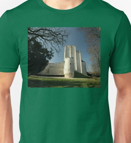 Donjon, Medieval City, Loches, France, Europe 2012 Unisex T-Shirt
