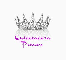 Quinceanera Princess / Crown. Womens Fitted T-Shirt