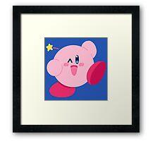Kirby Wink Framed Print