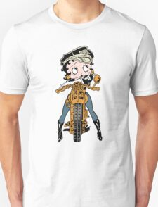 Ms. Betty Is A Great Bike Rider T-Shirt