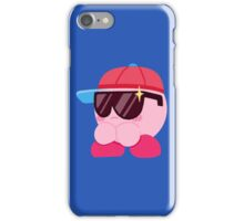Cool-Cat Kirby iPhone Case/Skin