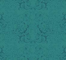 Octopus (Blue) by Kravache