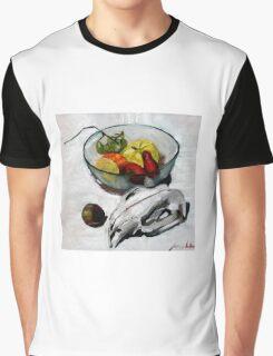wombat fruit bowl Graphic T-Shirt
