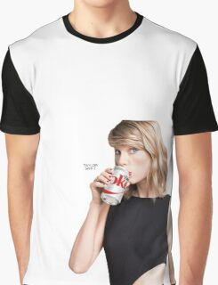 Taylor Swift for Diet Coke Graphic T-Shirt