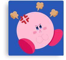 Mad Kirby Canvas Print