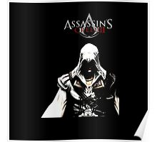 Assassin's Creed Black Screen. Poster