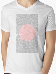 History of Japan Script Mens V-Neck T-Shirt