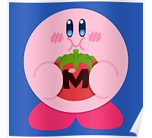 Metamato Kirby Poster