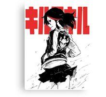 Ryūko Matoi-Kill la Kill Canvas Print
