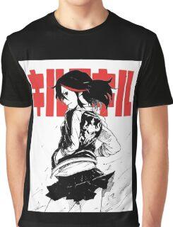 Ryūko Matoi-Kill la Kill Graphic T-Shirt