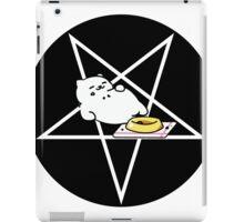 Satanic Tubbs iPad Case/Skin
