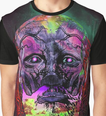 space face Graphic T-Shirt