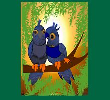 2 little Birds (1855 Views) Happiness is ...experiencing the sun rays together  T-Shirt
