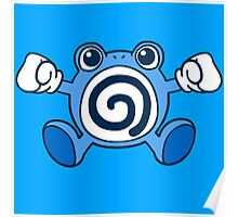 Poliwhirl! Poster