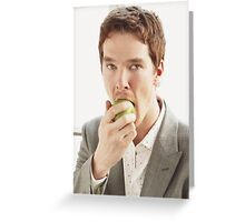 Benedict Applebatch Greeting Card