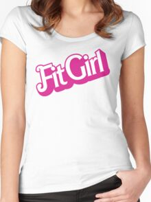 Join the Gang!  Women's Fitted Scoop T-Shirt