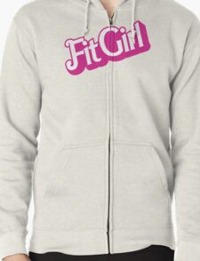 Join the Gang!  Zipped Hoodie