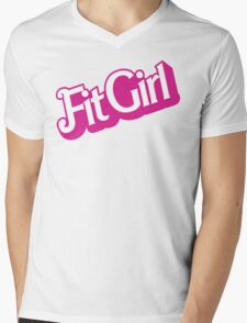 Join the Gang!  Mens V-Neck T-Shirt