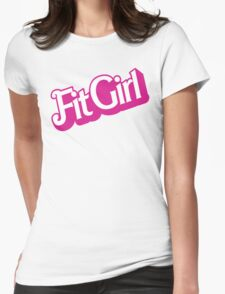 Join the Gang!  Womens Fitted T-Shirt