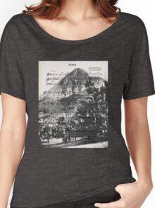 Wave Rio de Janeiro Women's Relaxed Fit T-Shirt