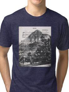 Wave Rio de Janeiro Tri-blend T-Shirt