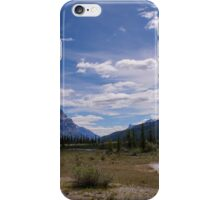 Remote and Lonely Valley iPhone Case/Skin