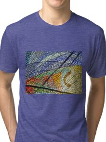 In Mother Nature's Cathedral Tri-blend T-Shirt