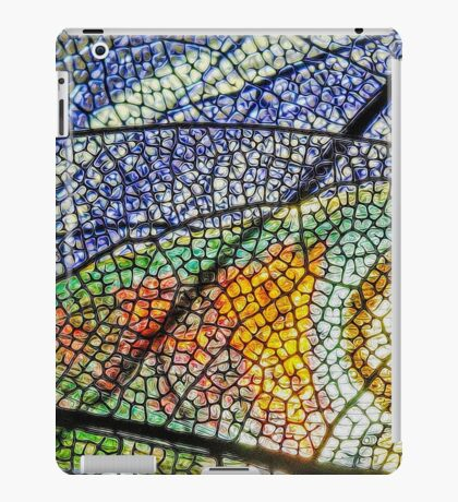 In Mother Nature's Cathedral iPad Case/Skin